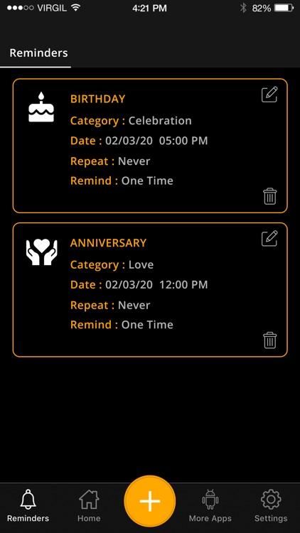 Day Counter : Countdown screenshot-3