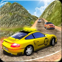 Off Road Taxi Driving Game