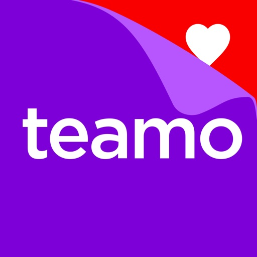 Teamo – chat and dating app