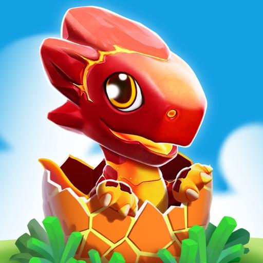 Dragon Mania Legends - Fantasy iOS Hack Android Mod