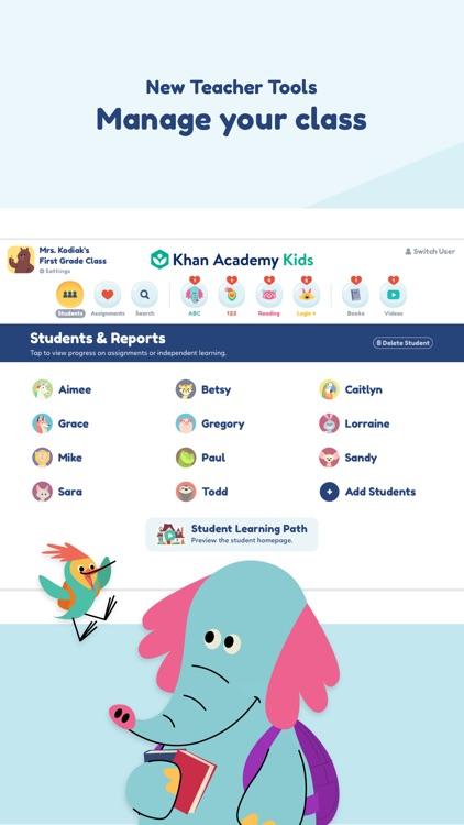 Khan Academy Kids screenshot-7