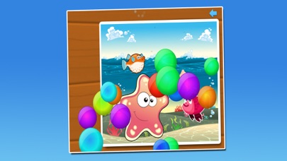 Fish puzzle - fun for kids screenshot four