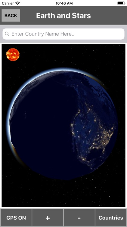 3D Earth Globe screenshot-1