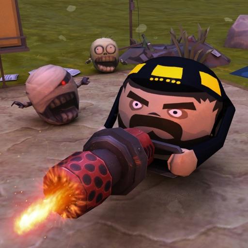 Zombie Hunter : Shooting Game