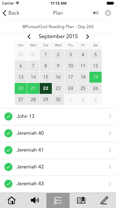 Tapestry Community Church App 截图
