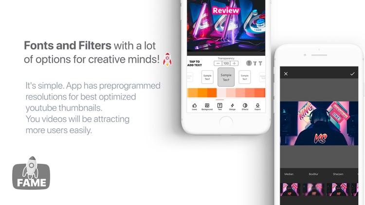 Fame - YT Thumbnail Maker by MULTI MOBILE Ltd