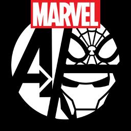 Ícone do app Marvel Comics