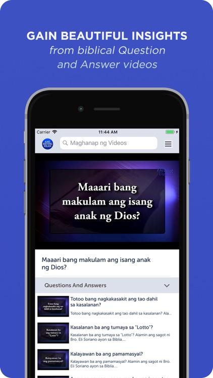 Ang dating daan bible software download women profiles dating sites