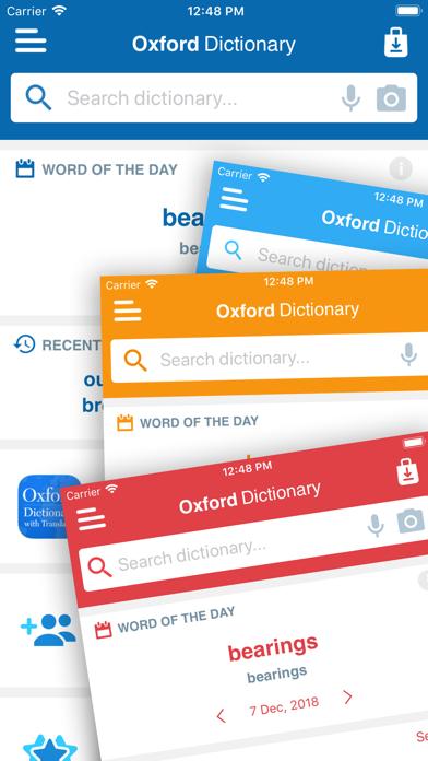 Oxford Student's Thesaurusのおすすめ画像5
