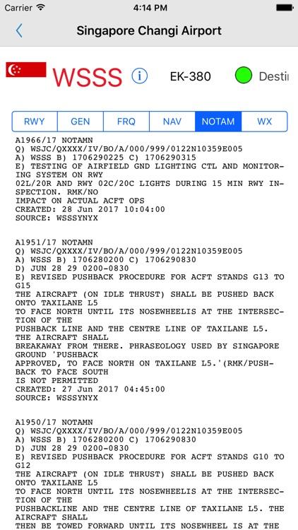 Long Haul Pilot - LH Pilot screenshot-3