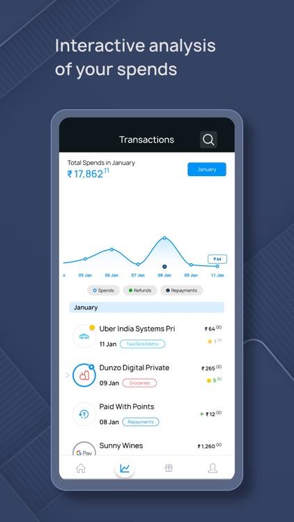 OneCard - Metal Credit Card screenshot-8