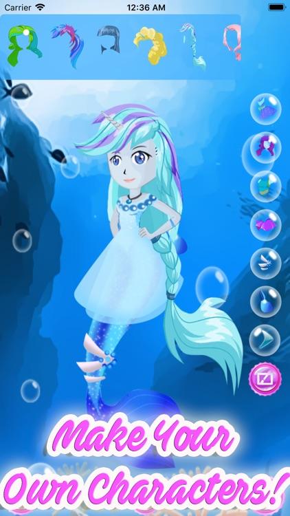 My Pony Monster Little Girls screenshot-3