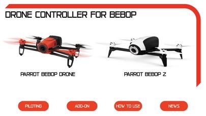 Drone Controller for Bebop screenshot 1