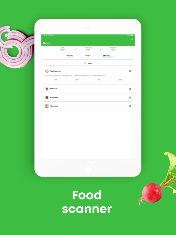 ScanFood PRO - calorie tracker screenshot 8