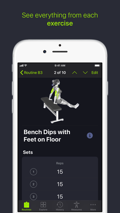 SmartGym: Gym & Home Workoutsのおすすめ画像5