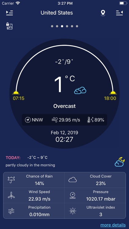 Weather forecast - Local&world screenshot-9