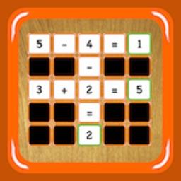 Math Crossword Puzzle