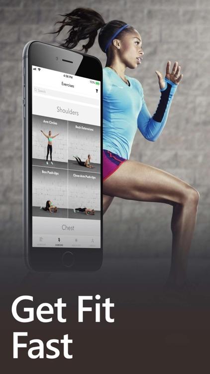 Female Fitness Women Workout screenshot-3