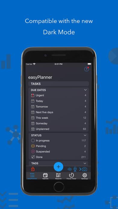 easyPlanner 3 - PRO屏幕截图10