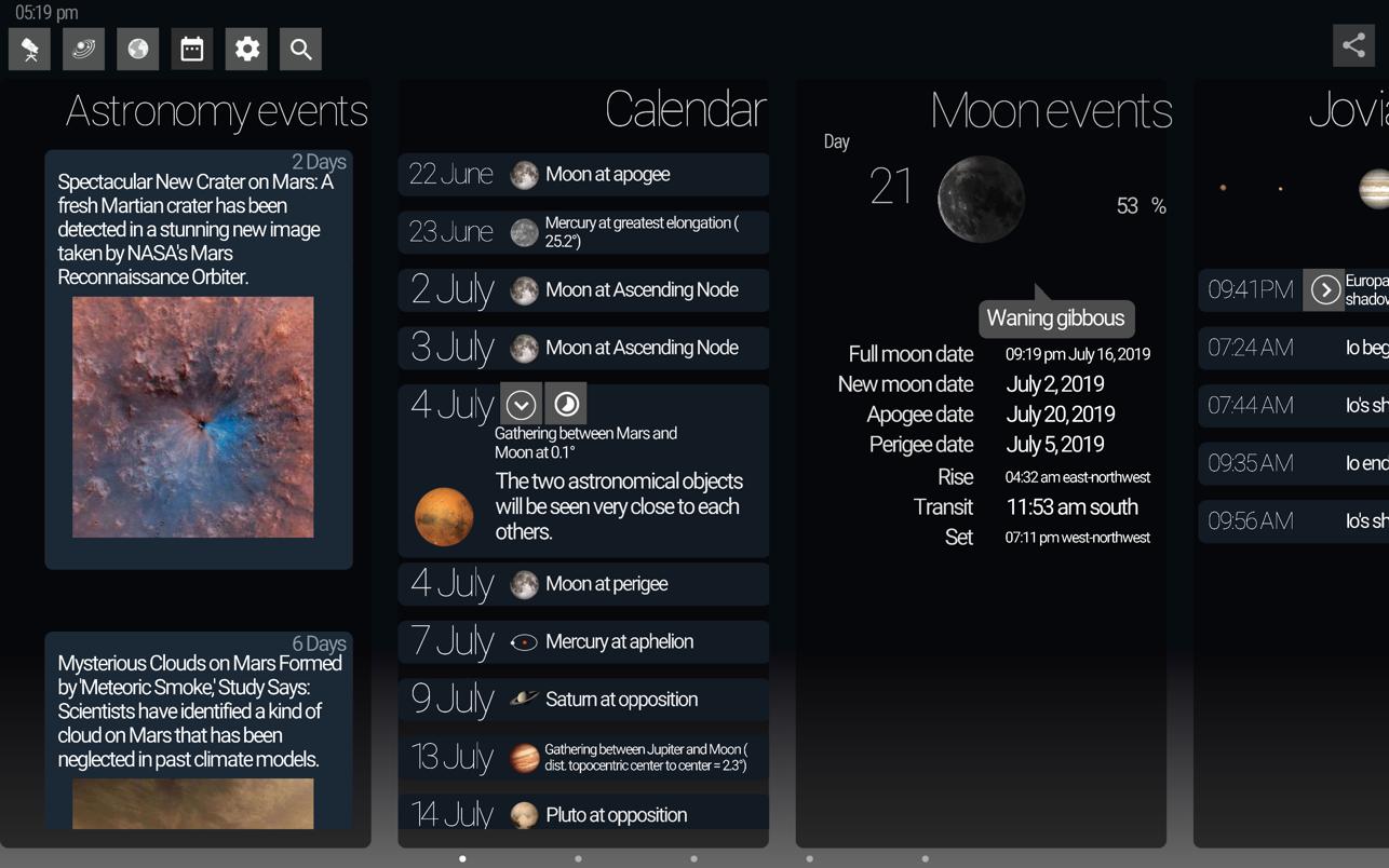 SkyORB 2021.9.2 Mac 破解版 天文学 天文馆,天空地图,信息。