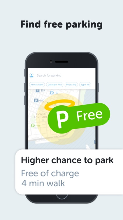SpotAngels Parking Map & Deals screenshot-0