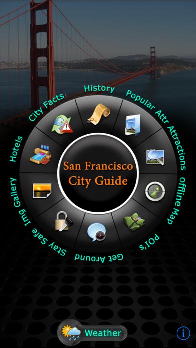 San Francisco Offline Travelのおすすめ画像1