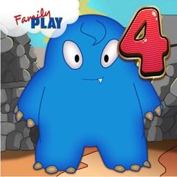 Monsters Grade 4 School Game