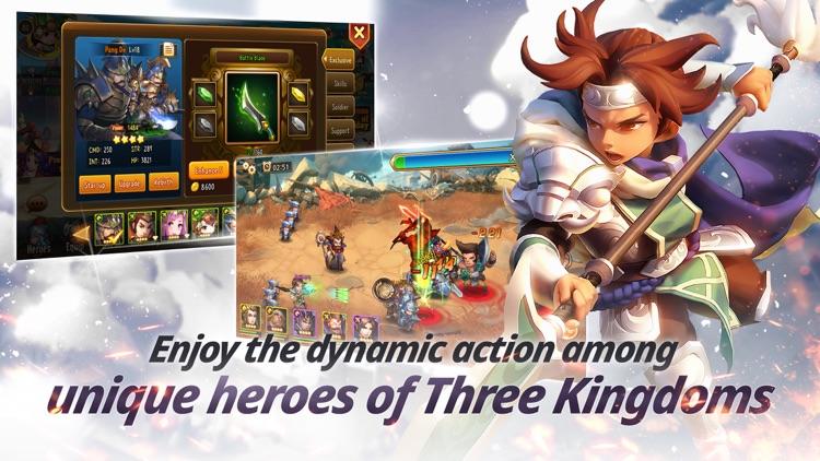 Chaotic Three Kingdoms