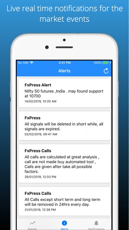 Forex Signals - FxPress screenshot-4