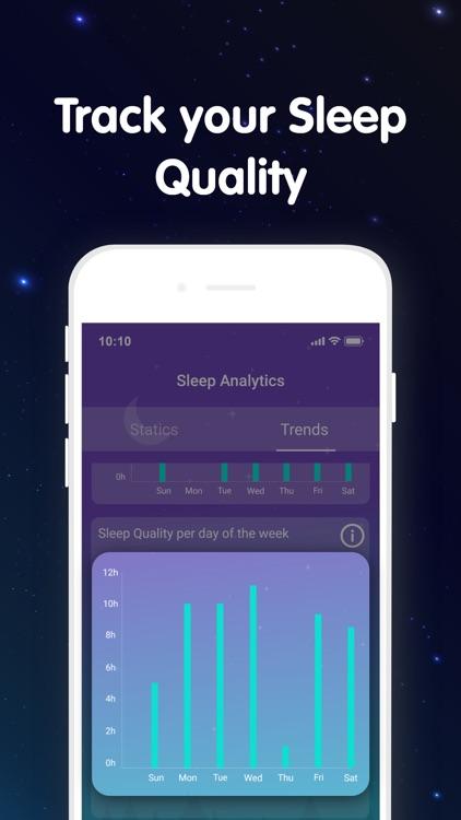 Sleep + Snoring Monitoring App screenshot-4