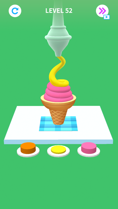 Food Games 3D screenshot 1