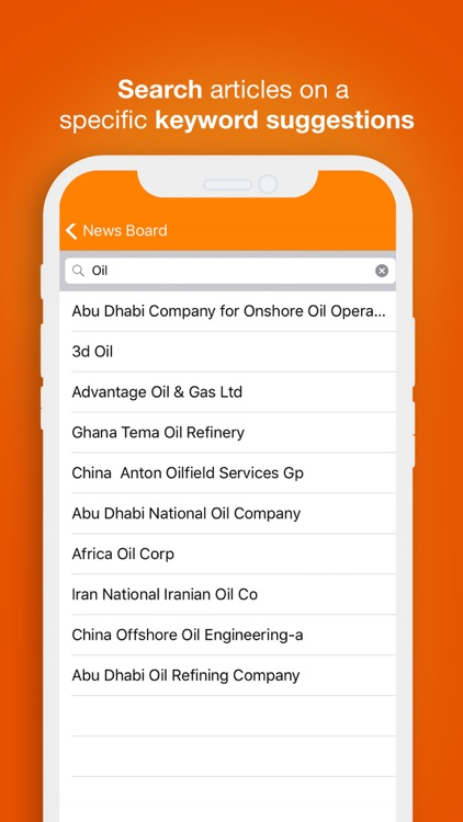 OGLinks News - Oil & Gas News screenshot-3