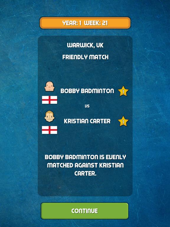 Badminton Manager screenshot 8