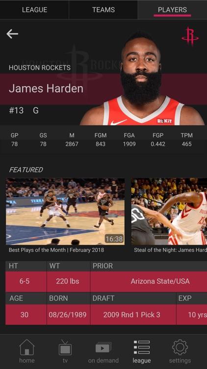 MIA - Live NBA on Demand screenshot-4