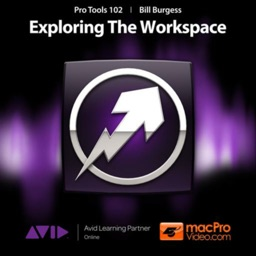 Workspace Course For Pro Tools