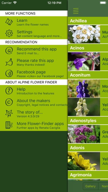 AlpineFlower Finder – Europe screenshot-8