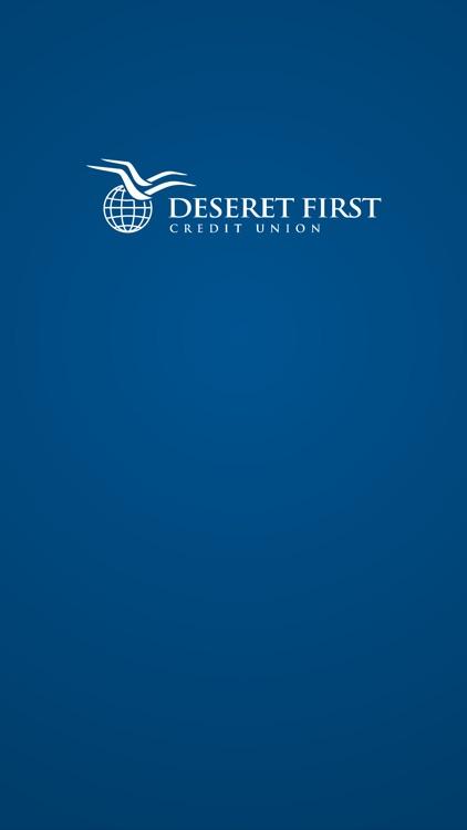 Deseret First CU Mobile