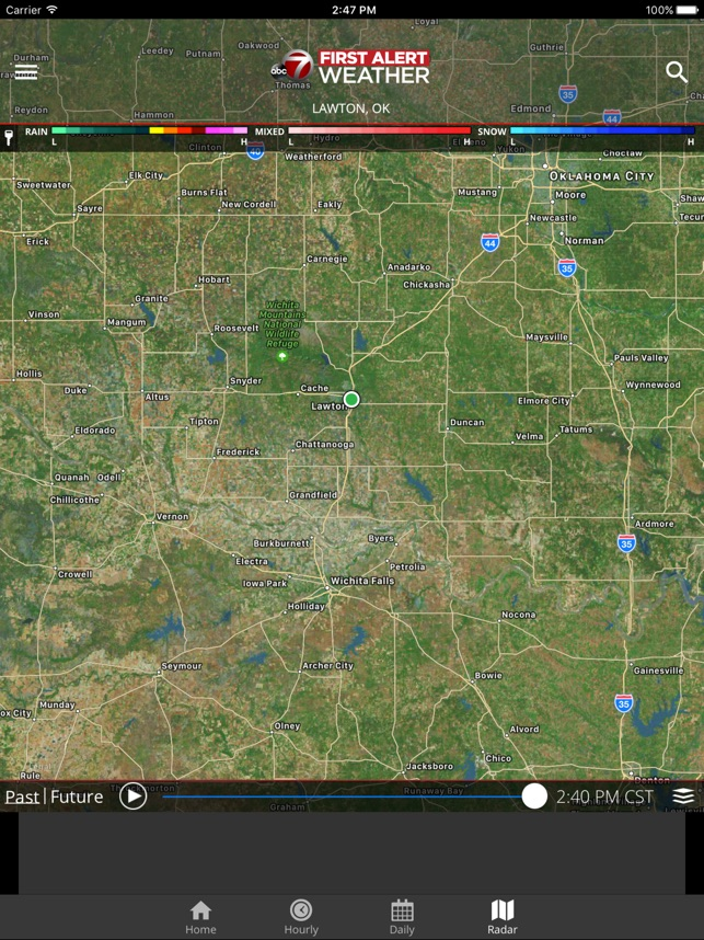 KSWO First Alert 7 Weather on