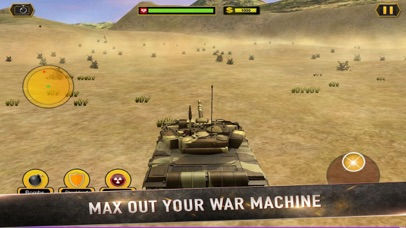Real Battle Blitz: Tank 3D War screenshot 1