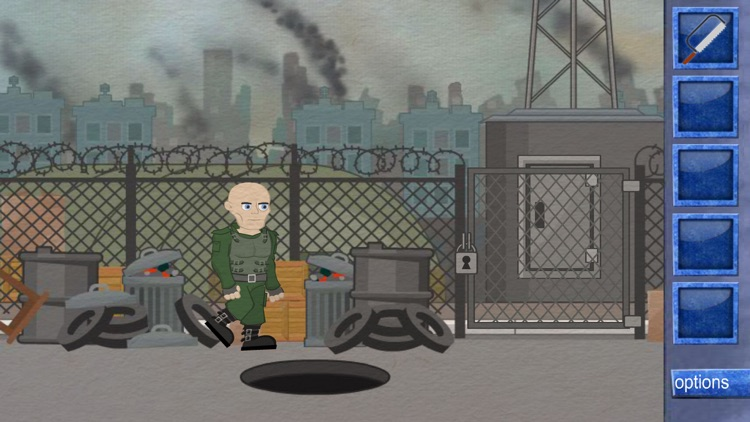 Escape Zombie Area