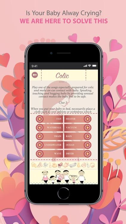 Pregnancy & Baby Tracker screenshot-4