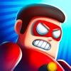 The Superhero League - iPadアプリ