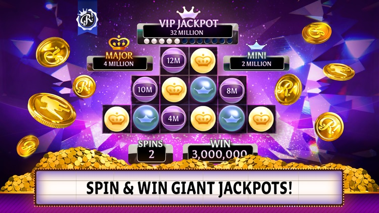 Hit it Rich! Casino Slots screenshot-3
