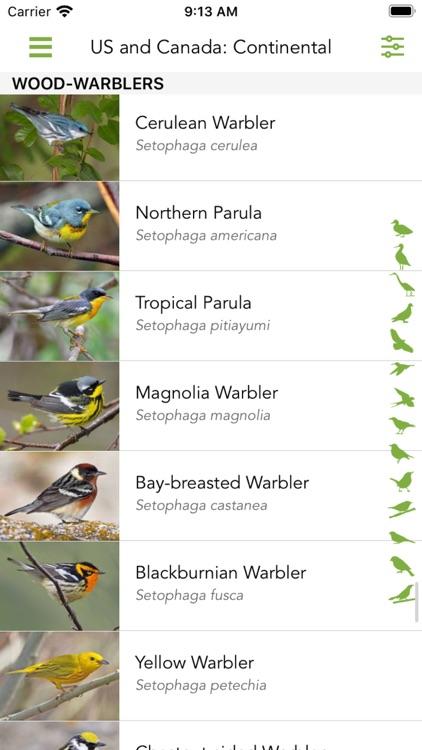 Merlin Bird ID by Cornell Lab screenshot-7
