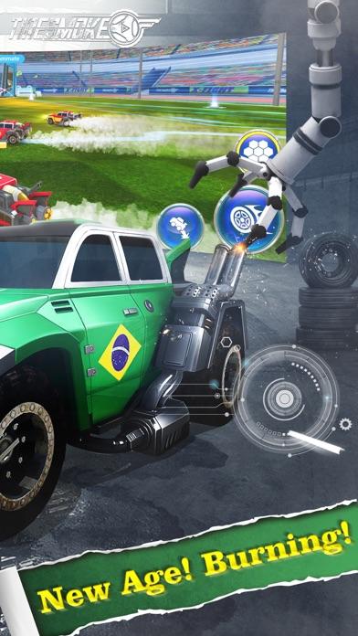 Tiresmoke Screenshot 3