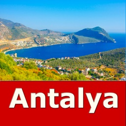 Antalya (Turkey) – Travel Map