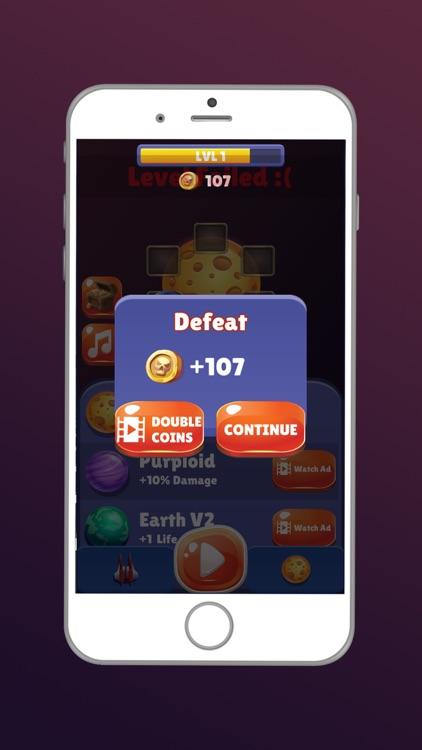 Galaxy Defender: Strategy Game screenshot-4