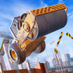 Construction Ramp Jumping на пк