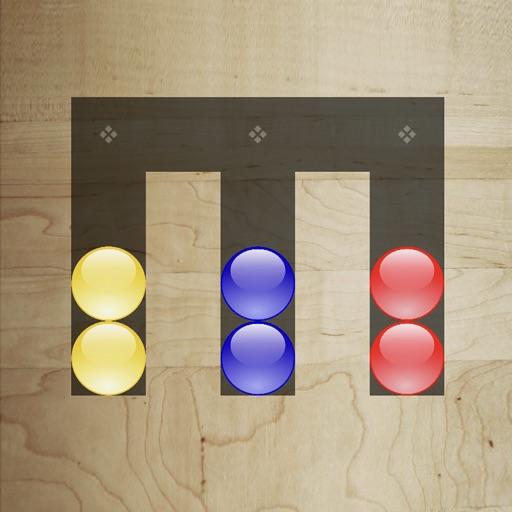 Colored Balls Puzzles