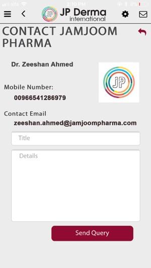 JP Derma International on the App Store